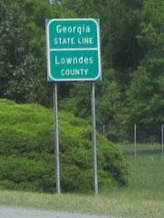 Georgia line