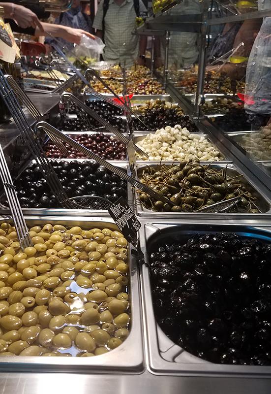 Narbonne market