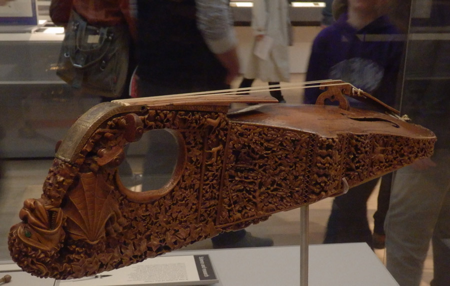 Game of Violins