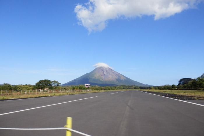 Ometepe airport