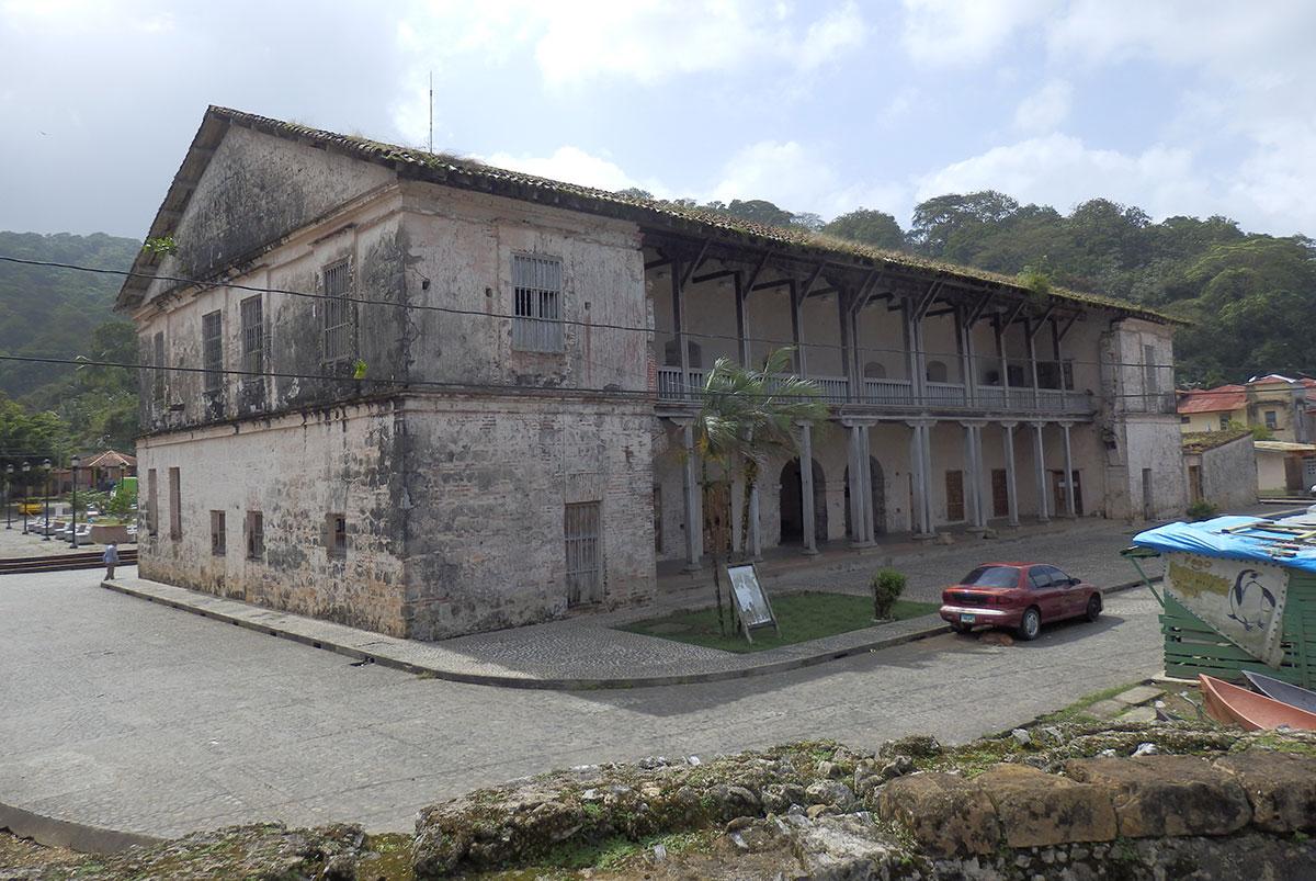 Portobelo Customs House