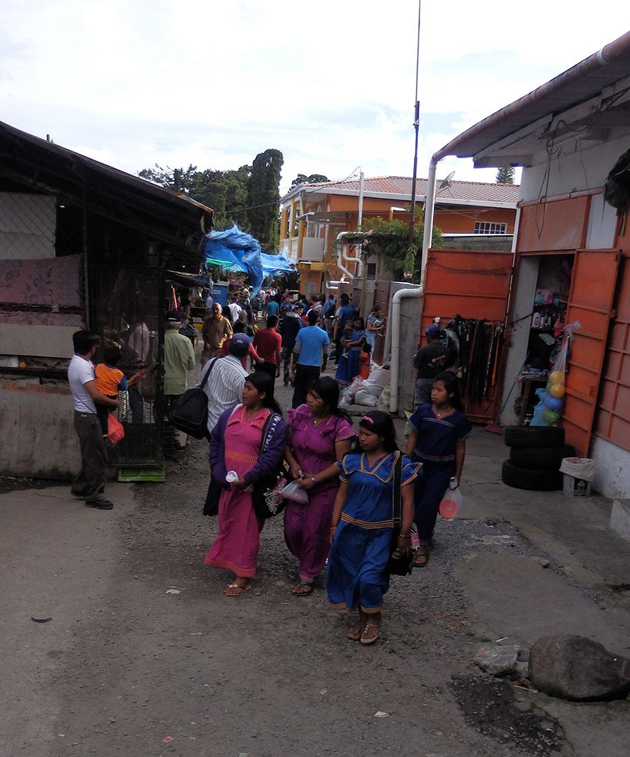 Boquete market