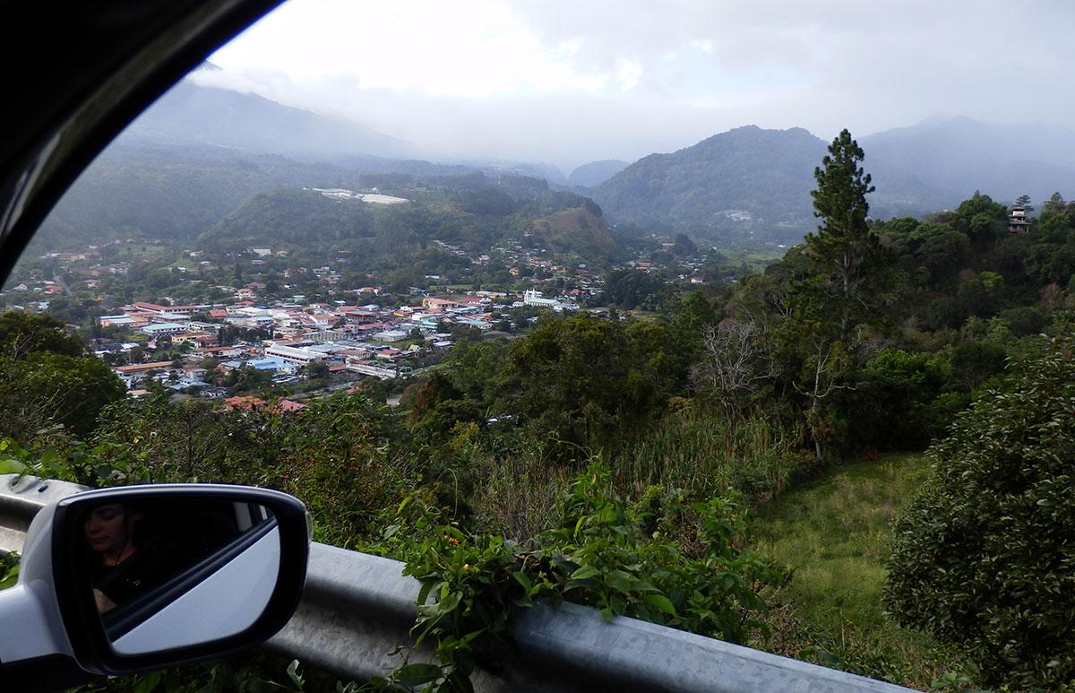 Boquete view