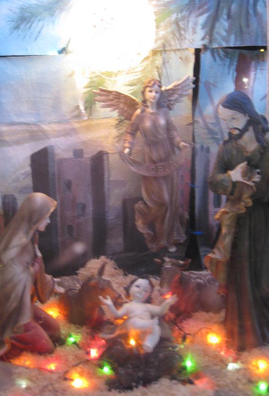 Boquete nativity