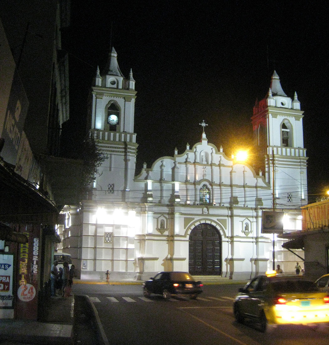 Chitre church