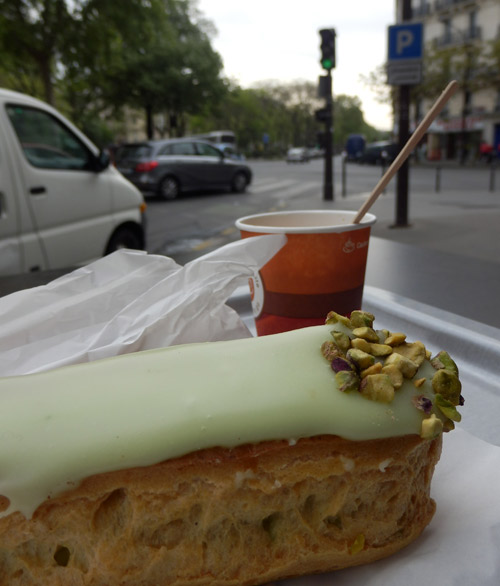 parisian pastry