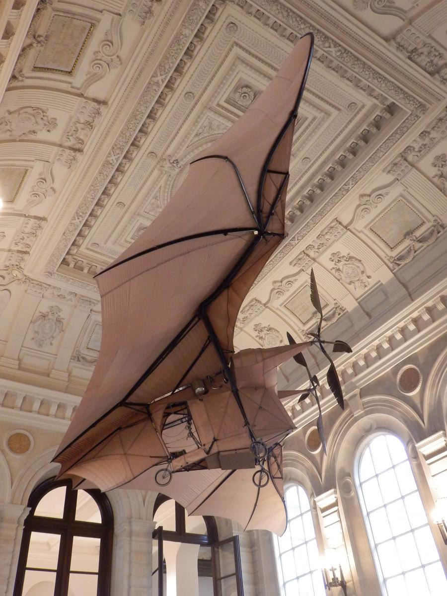 bat plane
