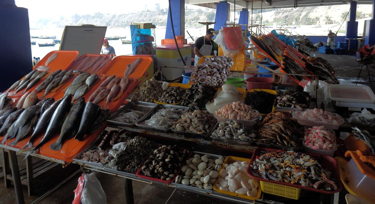 Lima Fisherman's Wharf