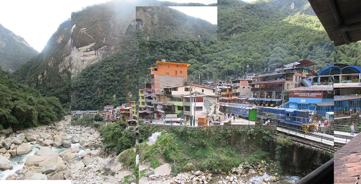 Machu Picchu del Pueblo