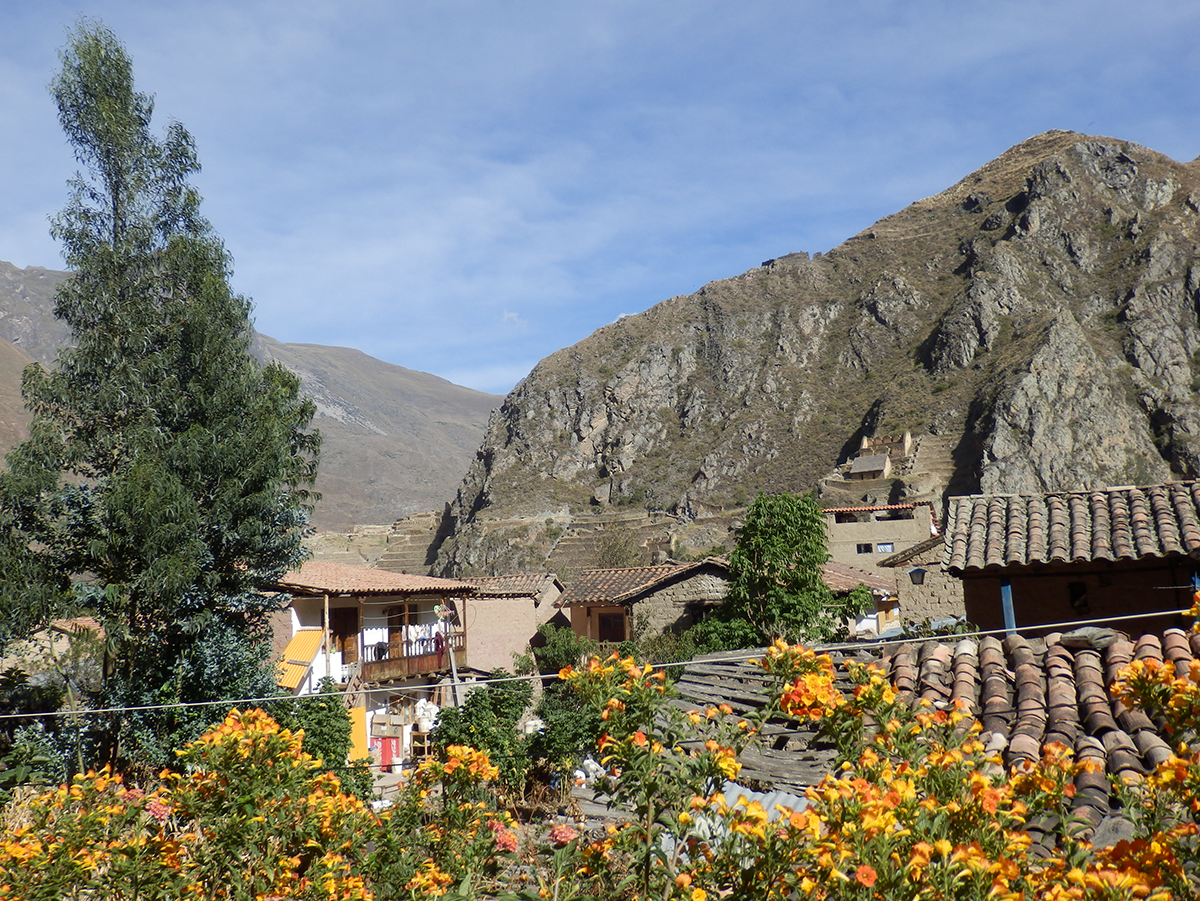 Apu Lodge view