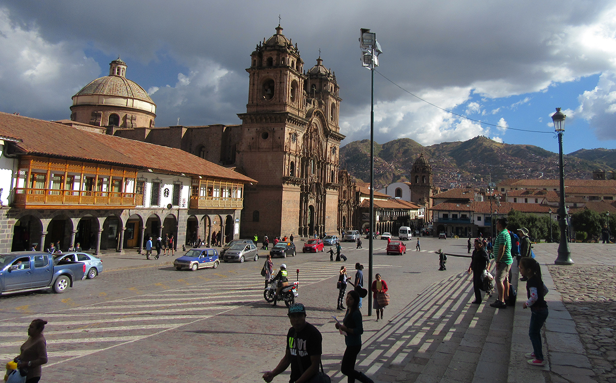 Cusco square
