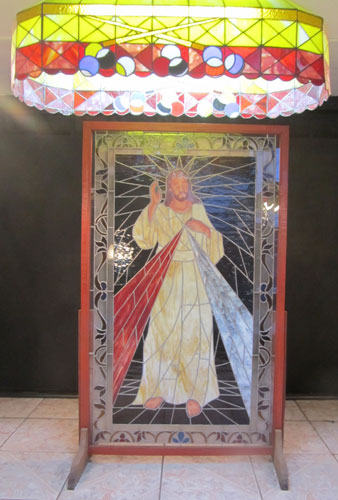 Jesus of the Pool Hall