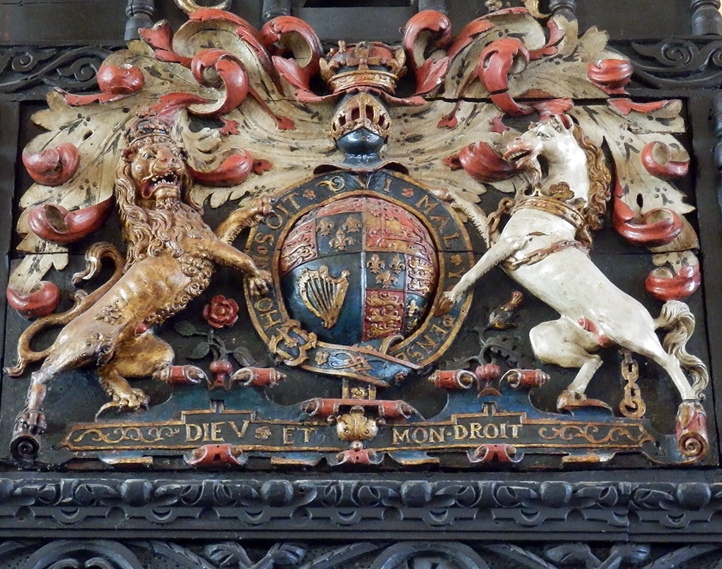 Happy Coat of Arms