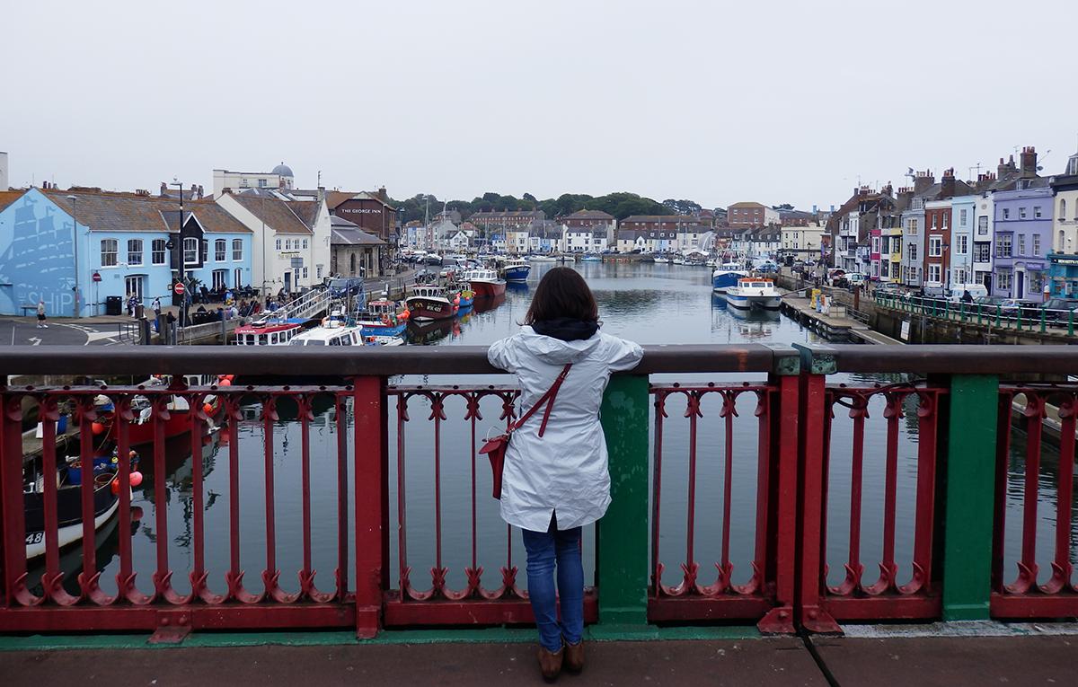 Weymouth harbor bridge