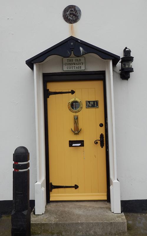 Weymouth door