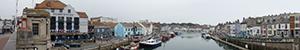 Weymouth harbor