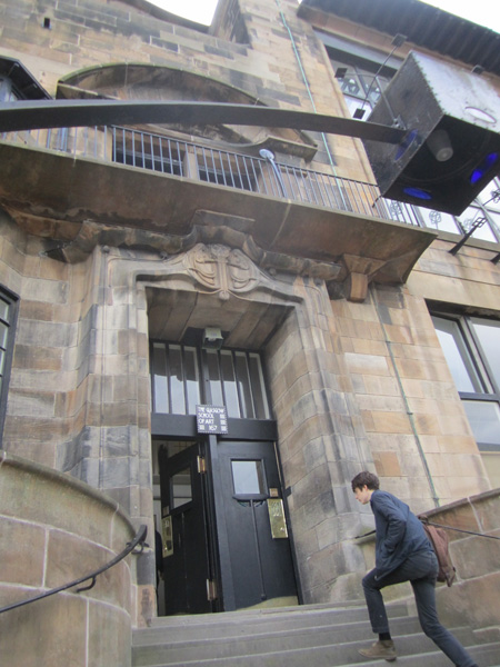 Charles Rennie Mackintosh Arts School