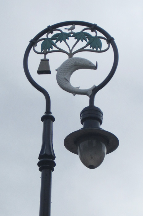 Glasgow City Crest Lamp Post