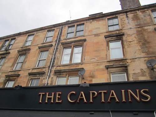 The Captain's Rest