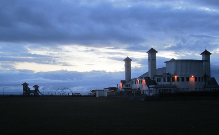 Ayr waterfront