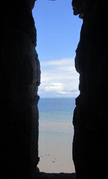 Ayr castle