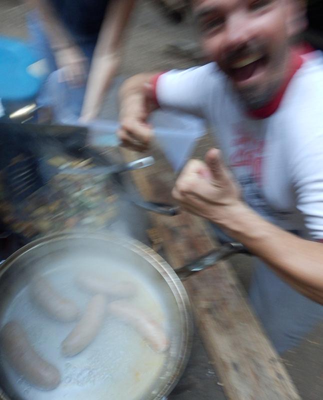 sausage fest