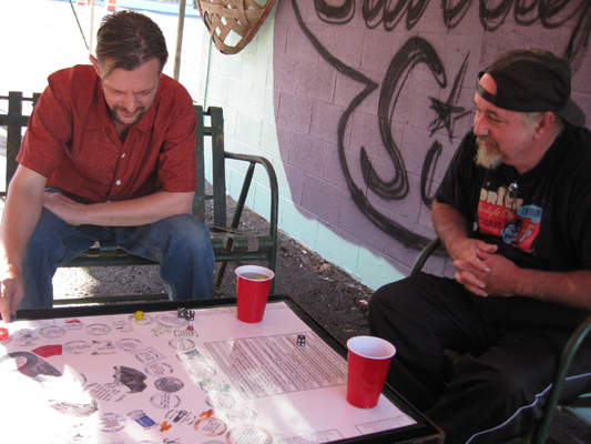 Camp Drunkalot Board Game