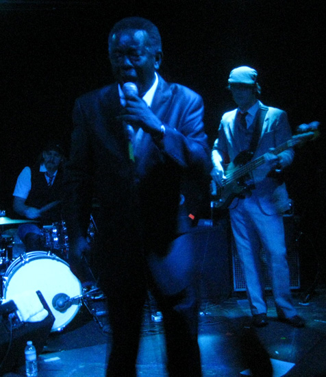 The Dynamites featuring Charles Walker