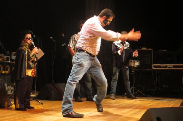 Elvis-off