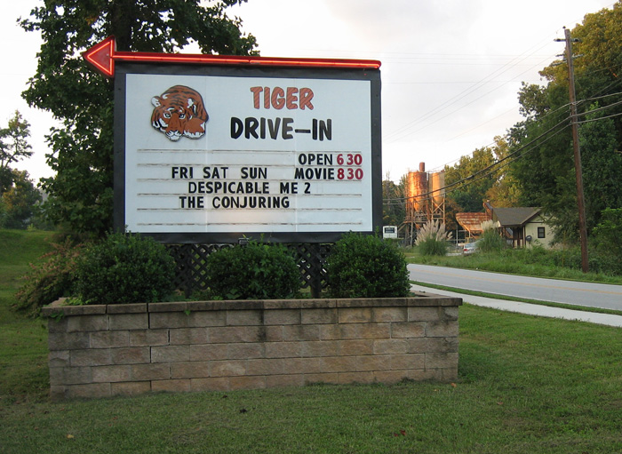 Tiger Drive In
